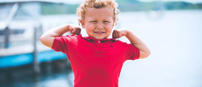 Senzorna integracija v vsakdanjih dejavnostih malčka