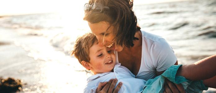 Gradnja stika in odnosa z otrokom