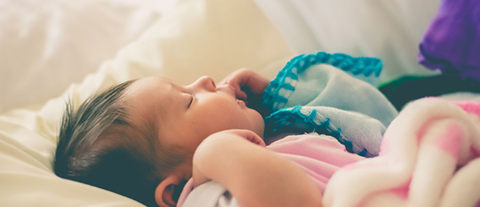 Olajšajte dojenčku prebolevanje najpogostejših nalezljivih bolezni
