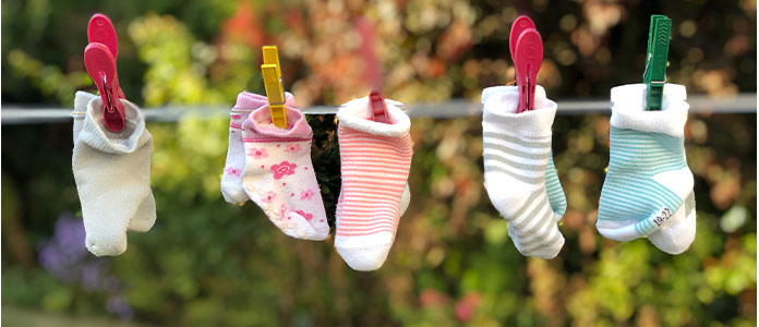 5 pogostih vprašanj staršev o oblačenju