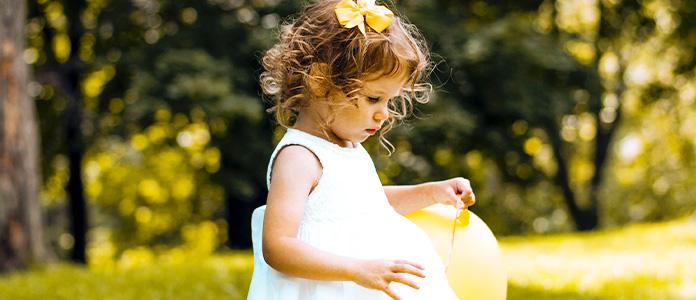 Psihomotorični razvoj otroka od 1. do 6. leta