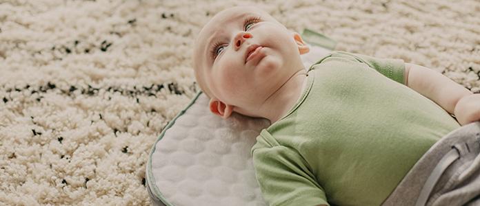 Kako ravnati, če ima dojenček vročinski krč